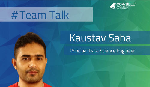 Team Talk with Kaustav: How Technology and AI Influence the Future of Cyber Insurance