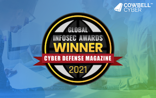 Cowbell Cyber Named Editor's Choice in Cyber Insurance by Cyber Defense Magazine